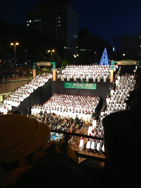 写真: もちの木広場:聖霊中・高校クリスマスキャロル「Eve my 青春!」 - 20