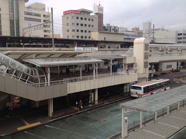 名鉄三河線 豊田市駅 - 4