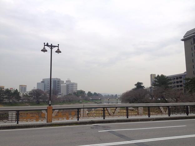 殿橋から見た明代橋 - 1