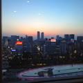 写真: 愛知芸術文化センター展望スペースから見た、夕暮れ時のセントラルタワーズ - 17