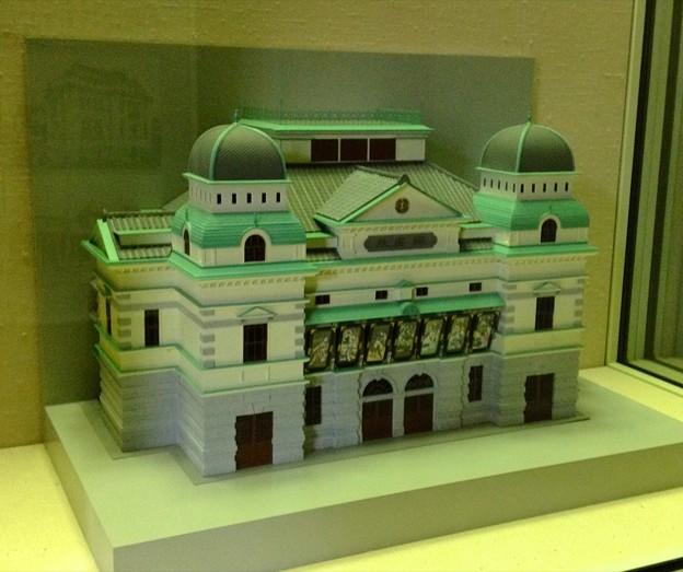 名古屋市市政資料館 - 090:旧 御園座