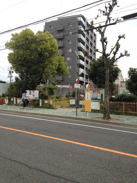 ノリタケの森:メーグルのバス停「ノリタケの森」 - 2