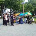 Photos: 白川公園:珍しく屋台が…