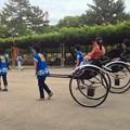 写真: 名古屋城まるはち博覧会:学生運営による人力車 - 6