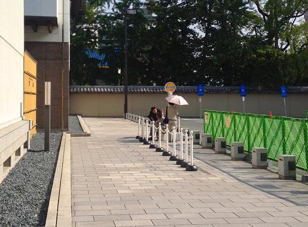 メーグル:「徳川園・徳川美術館・蓬左文庫」停留所 - 2