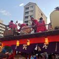 写真: 名古屋みなと祭 2013:山車行列 - 22