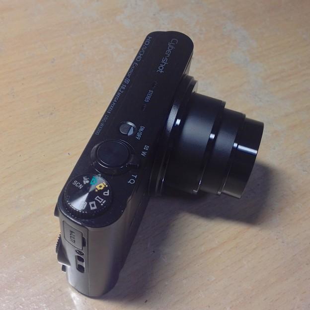 SONY DSC-WX300:本体 - 06