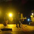 写真: 東山植物園 紅葉ライトアップ 2013:フラワーステージ前での野外コンサート No - 2