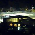 写真: 東山スカイタワーから見た夜景 No - 26:テニス場?