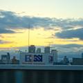 写真: 名古屋高速から見た名駅ビル群 No - 05