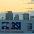 写真: 名古屋高速から見た名駅ビル群 No - 06