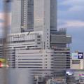 写真: 名古屋高速から見た名駅ビル群 No - 12
