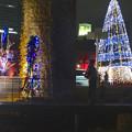 写真: ノリタケの森のクリスマスイルミネーション 2013 No - 63