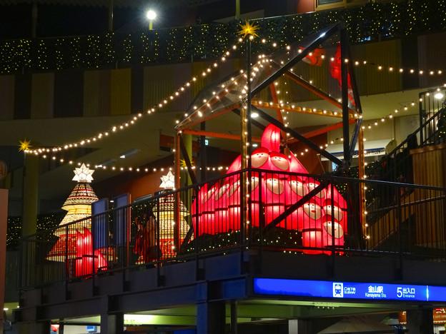写真: アスナル金山のクリスマス・イルミネーション 2013 No - 16