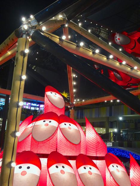 写真: アスナル金山のクリスマス・イルミネーション 2013 No - 18