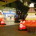 写真: アスナル金山のクリスマス・イルミネーション 2013 No - 33