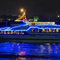 写真: クリスマス名古屋港花火観覧クルーズの船? No - 4
