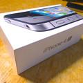 写真: iPhone 4S No - 10:箱