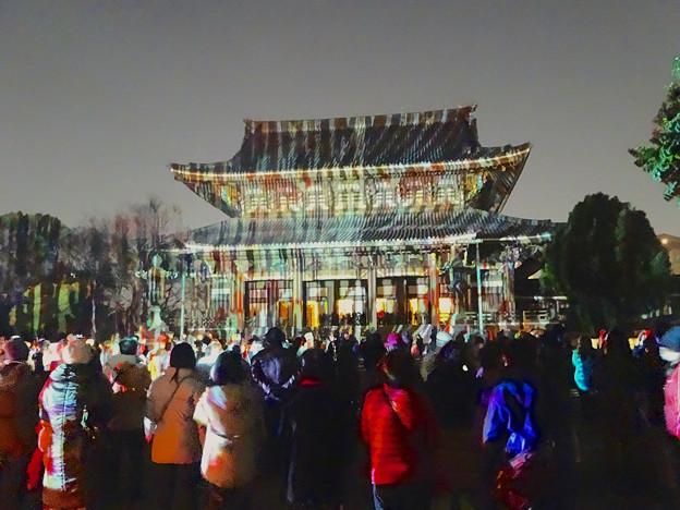 東別院の大晦日 2013 No - 37:D-K Live デジタル掛け軸