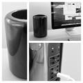 Photos: 新型Mac Pro No - 7:モノクロ