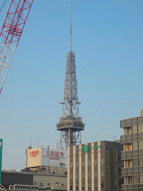 スカイボートから見た景色 No - 125:名古屋テレビ塔
