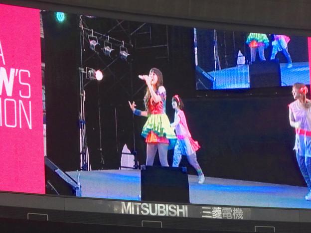 マラソン EXPO 2014 No - 23:中川翔子さんのライブ