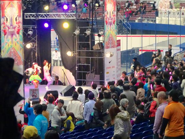 マラソン EXPO 2014 No - 25:中川翔子さんのライブ