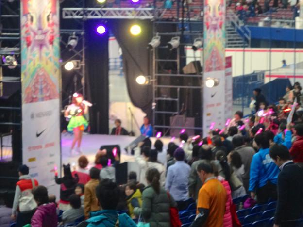 マラソン EXPO 2014 No - 26:中川翔子さんのライブ