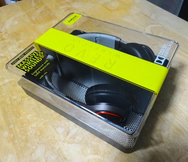 Jabra REVO Wireless No - 01:ケース収納時