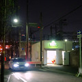 夜の近鉄 米野駅 - 1