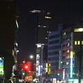 写真: 夜のルーセントタワー