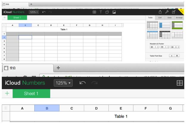 Opera Next 21:フルスクリーンでiCloudの新規ファイルを開くと、アドレスバーが半分消える - 2