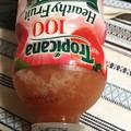 写真: 最近ハマってるTropicanaグレープフルーツwithトマト