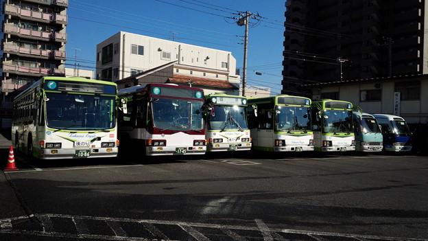 国際興業バス飯能営業所 - 写真...