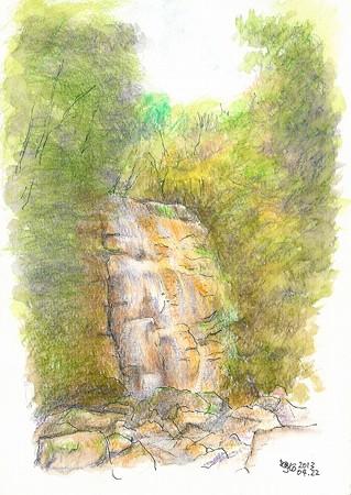20130422深山の滝