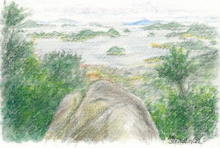 20140122嵩山天狗岩
