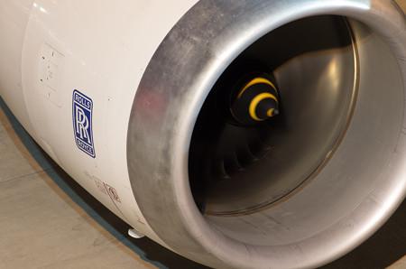 B787 エンジン
