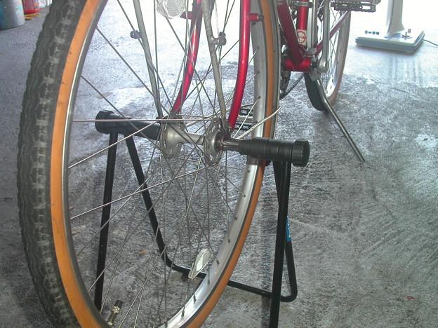 自転車の 自転車 写真 : 自転車スタンド01 - 写真共有 ...