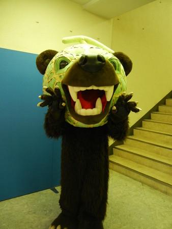 メロン熊、現るΣ(゚Д゚;
