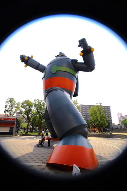 長田-鉄人28号_6Dのケラレ(T^T) ?
