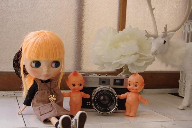ブライスとオールドカメラ