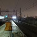 新木場駅にて