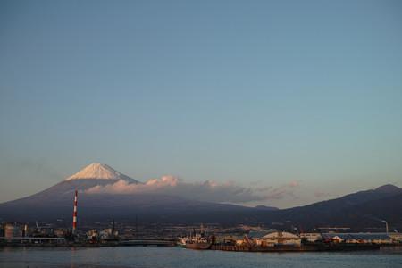 11月7日の富士山