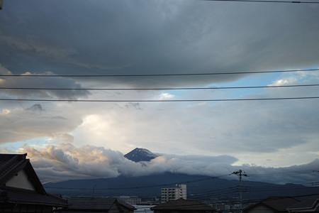 6月12日の富士山