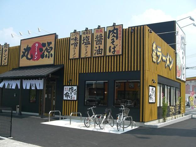 丸源ラーメン 2013.07 (01)