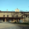 写真: 田舎のホテル(北イタリア)