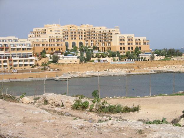 マルタ島ホテル