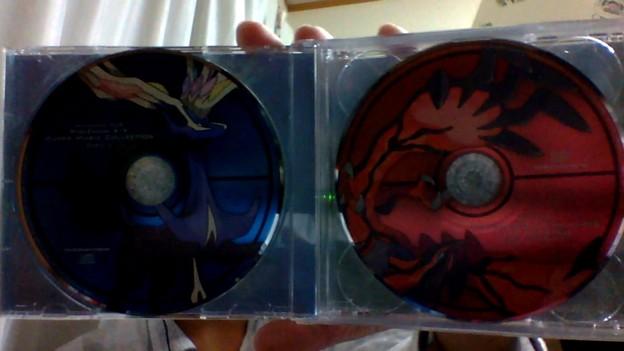 Photos: ポケモン X・Y スーパーミュージックコレクション DISC1,DISC2