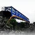 Bridge of the waterline.....