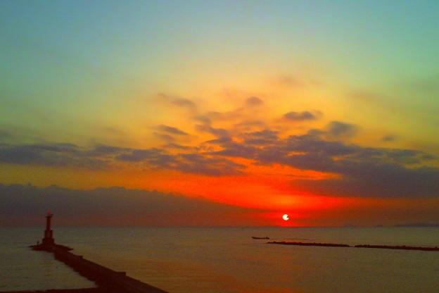 Photos: HARINEZUMI的 夜明け